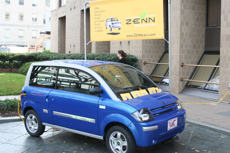 Zenn Motors Confirms Eestor Technology Milestone