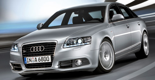 improved efficiency and performance for 2009 audi a6 facelift. Black Bedroom Furniture Sets. Home Design Ideas