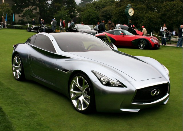 infiniti 39 s emerge e may not be its halo car after all. Black Bedroom Furniture Sets. Home Design Ideas