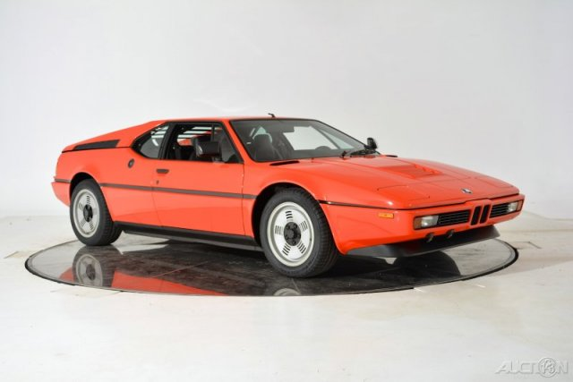 Immaculate 8 000 Mile Bmw M1 For Sale On Ebay