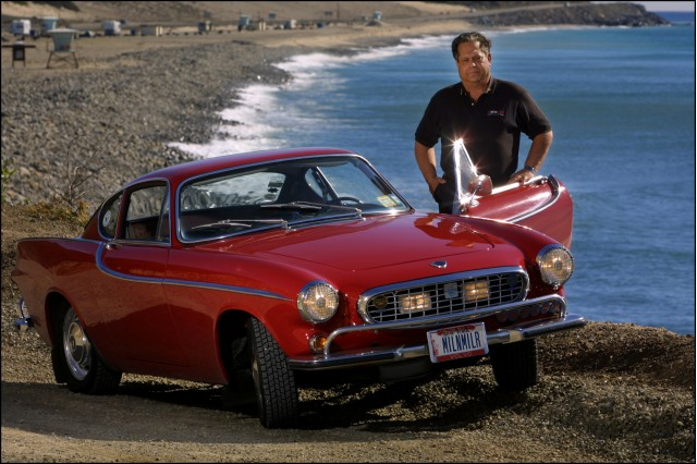 Irv Gordon's 2.9 million mile Volvo P1800