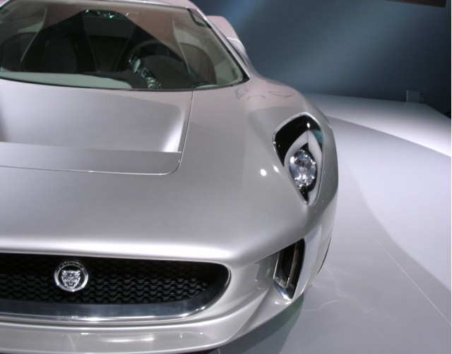 Nissan Dealers In Delaware >> Jaguar C-X75 Plug-In Hybrid Supercar Coming In 2013 ...
