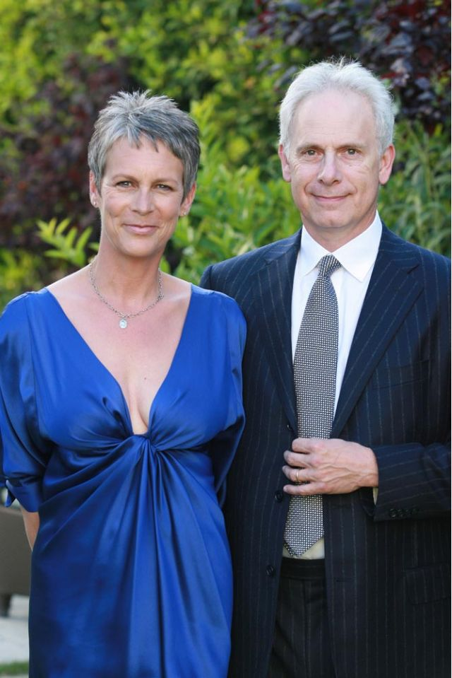 Jamie lee curtis among first honda fuel cell owners for Is jamie lee curtis married to christopher guest