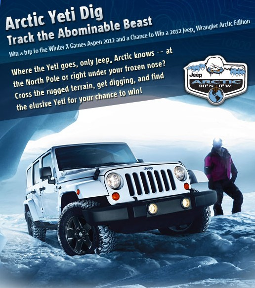 Win A Trip To The Winter X Games Amp A Shot At A 2012 Jeep