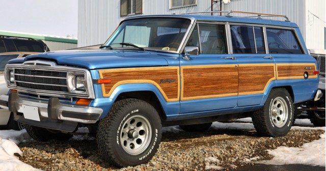Jeep Grand Wagoneer Poised For 2014 Return: Report