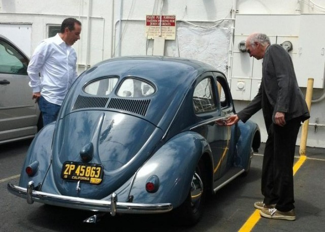 Seinfeld S Comedians In Cars Returns To The Internet