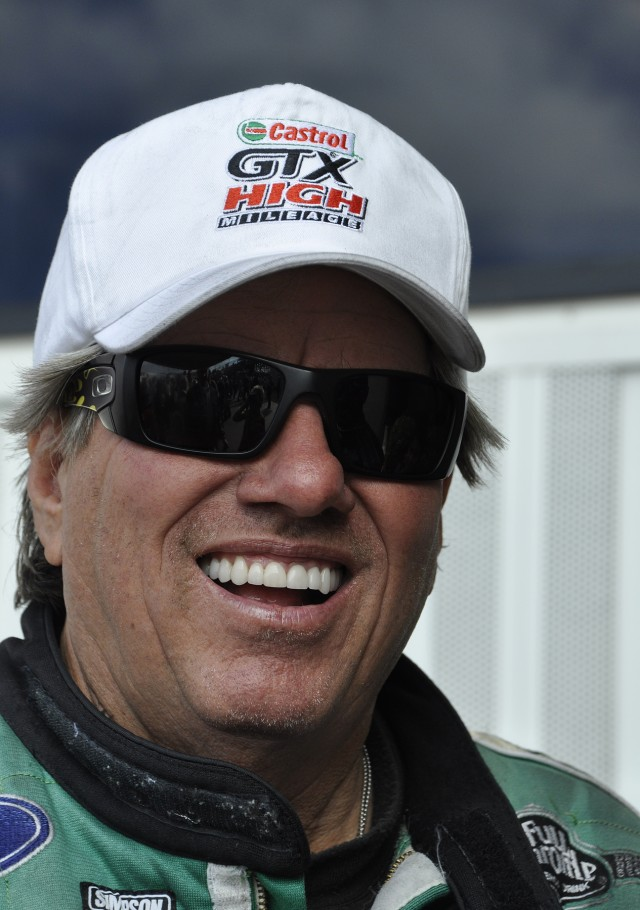 Nhra Honors John Force