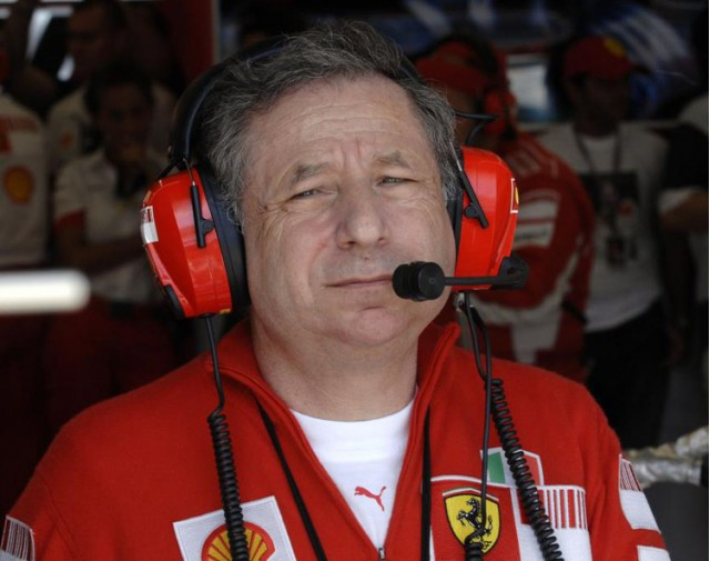 Ferrari announces record 2008 profits, retirement of Jean Todt
