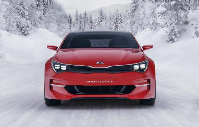 2016 Kia Optima Previewed By Sportspace Concept Live
