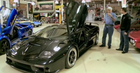 Leno Has A Huge Lambo Collection.