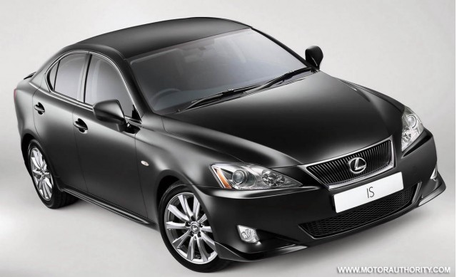 lexus is 250 sr with new sport pack goes on sale in uk. Black Bedroom Furniture Sets. Home Design Ideas