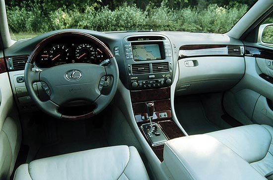 Image Lexus Ls430 Interior Size 550 X 363 Type Gif Posted On December 31 1969 4 00 Pm