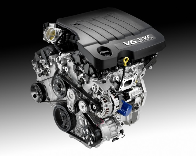 GM Developing Pair Of Twin-Turbo V-6 Engines: Report