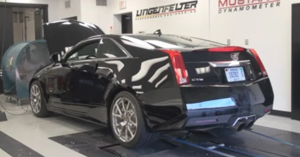 2011 Cadillac CTS-V Coupe #7651310