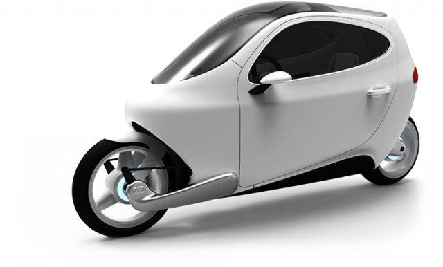 lit motors c 1 electric motorcycle that won 39 t fall over. Black Bedroom Furniture Sets. Home Design Ideas