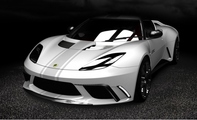 2011 Lotus Evora GTE Road Car Concept #7897901