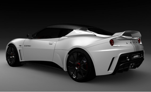 2011 Lotus Evora GTE Road Car Concept #8298645