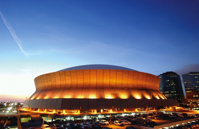Toyota Of New Orleans >> Mercedes-Benz Has A New Flagship Property: The Superdome