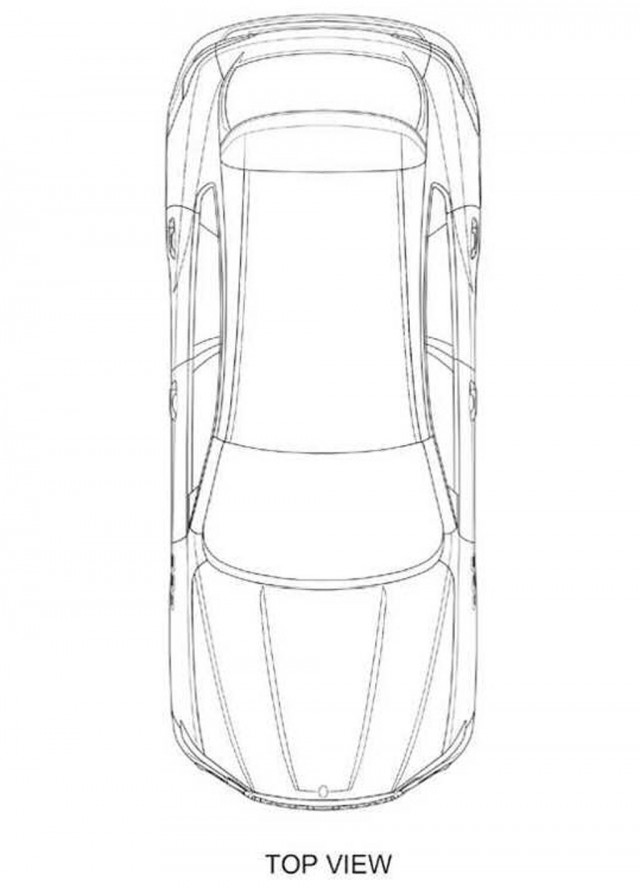 maserati levante suv revealed in patent drawings  gallery