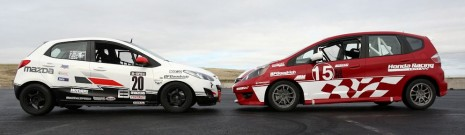 honda, mazda join forces for 'affordable' b-spec race series