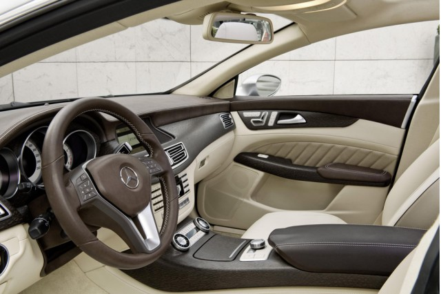 2010 Mercedes-Benz Shooting Break Concept #9603606