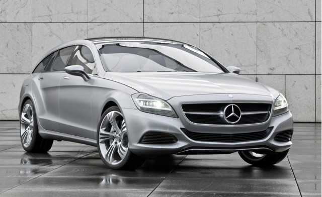 2010 Mercedes-Benz Shooting Break Concept #9238890