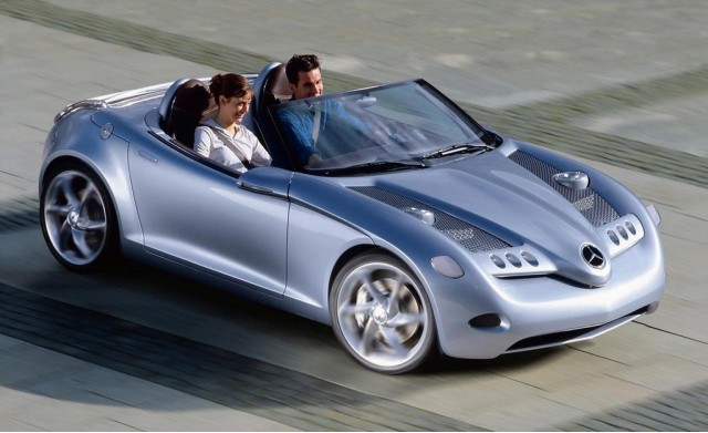Mercedes-Benz SLA Roadster