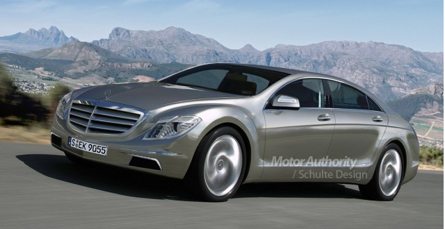 Preview 2012 Mercedes Benz S Class