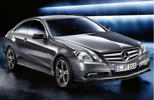 Mercedessport e class individualization for Mercedes benz e class models