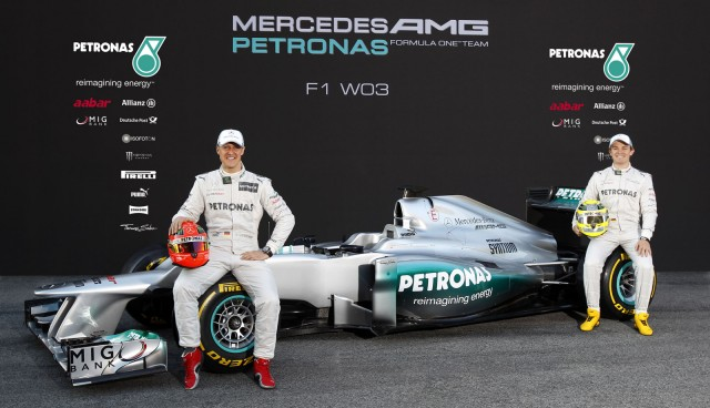 Schumacher 2014 f1 Pull Back From f1 in 2014