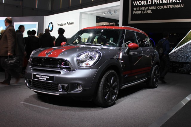 2015 mini countryman park lane coming this summer for M park geneve