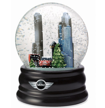 Electric Snow Globe http://www.greencarreports.com/image/100006070_mini-snow-globe