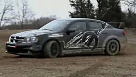 Mopar And Magneti Marelli Team Up For Avenger Rally Car Video