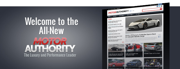 MotorAuthority launches all-new look, new features