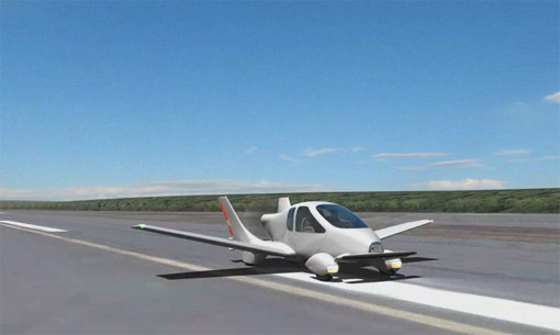 Terrafugia Flying Car Gets Faa Approval Price