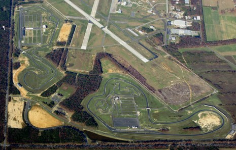 New Jersey Motorsports Park aerial view