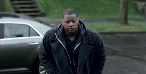 NFL star Ndamukong Suh in latest Imported From Detroit ad