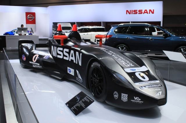 Nissan Exits The DeltaWing Racer Project