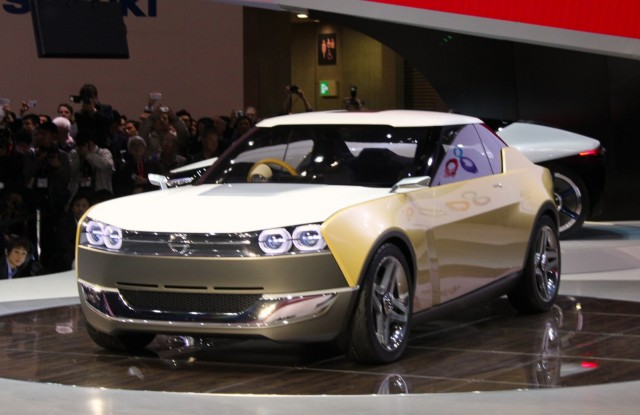 Nissan idx freeflow concept 2014 honda accord hybrid supplies tesla troubles today 39 s car news - Tokyo motor show 2014 ...