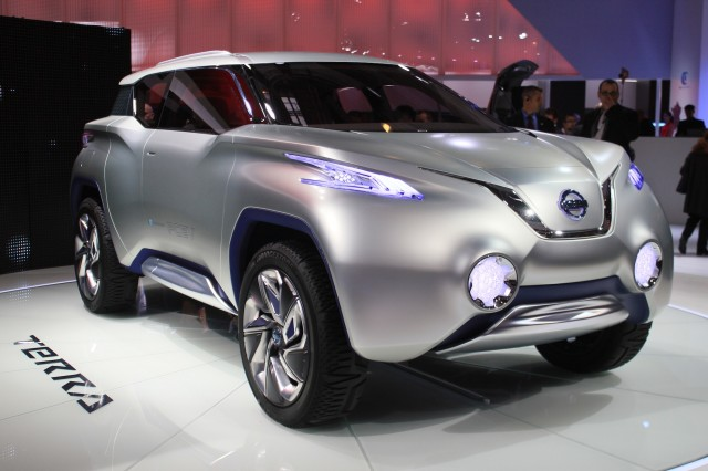 Toyota Of Pullman >> Nissan Terra Concept Live Photos And Video: 2012 Paris Auto Show, Gallery 1 - MotorAuthority