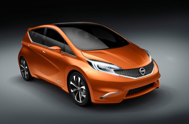 nissan invitation concept is toyota yaris ford fiesta competitor. Black Bedroom Furniture Sets. Home Design Ideas