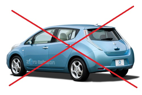 No 2011 Nissan Leaf electric cars #7406695