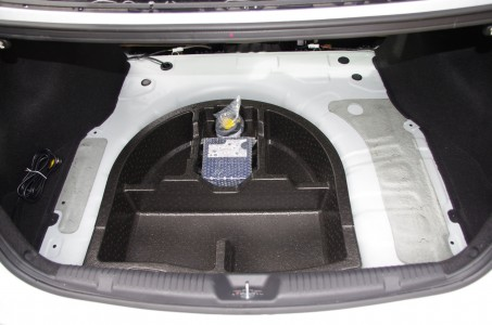 audi q7 spare wheel instructions
