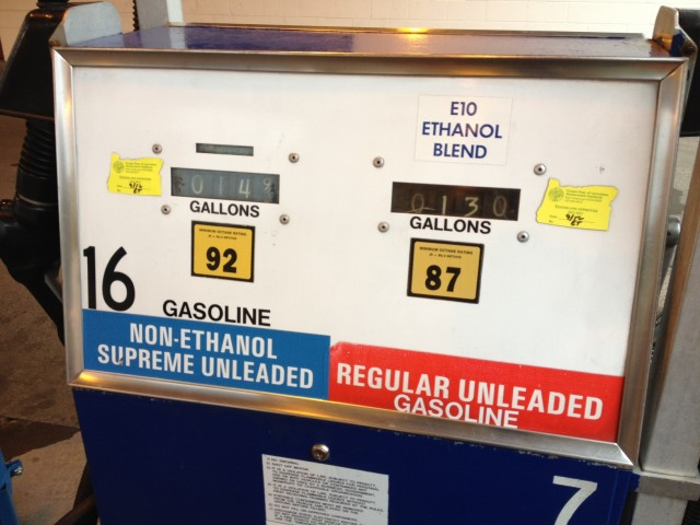 On 'Pure' Gasoline, Your Mileage May Vary: What's The ...