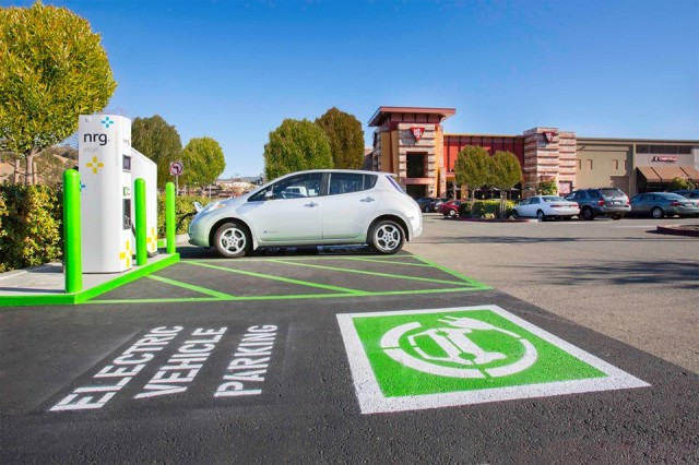 Nrg Now Has 120 Quick Charging Stations Open In California