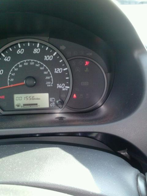 how to change odometer reading