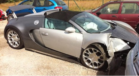 Only 150 Bugatti Veyron Grand Sports Will Ever Be Produced