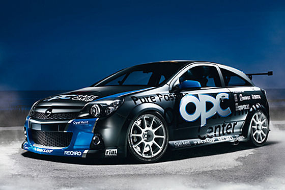 Opel Astra OPC Tuning Pictures