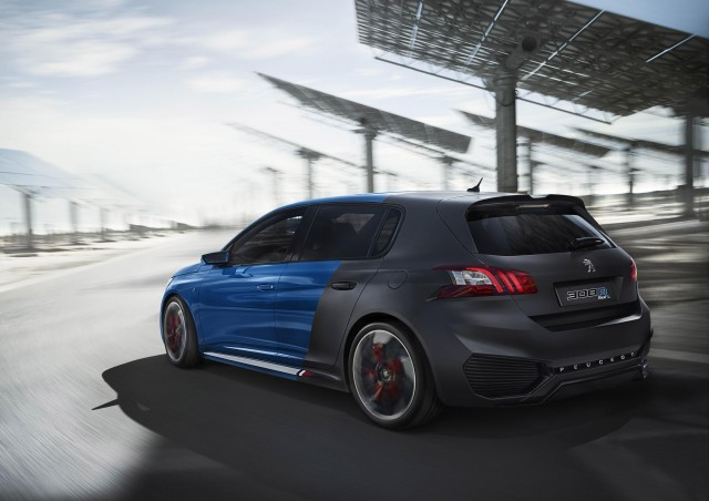 peugeot 308 gti tipped to make 2015 goodwood festival of. Black Bedroom Furniture Sets. Home Design Ideas
