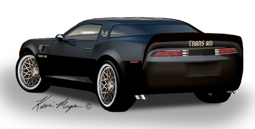 pontiac lives on with phoenix camaro trans am conversion. Cars Review. Best American Auto & Cars Review